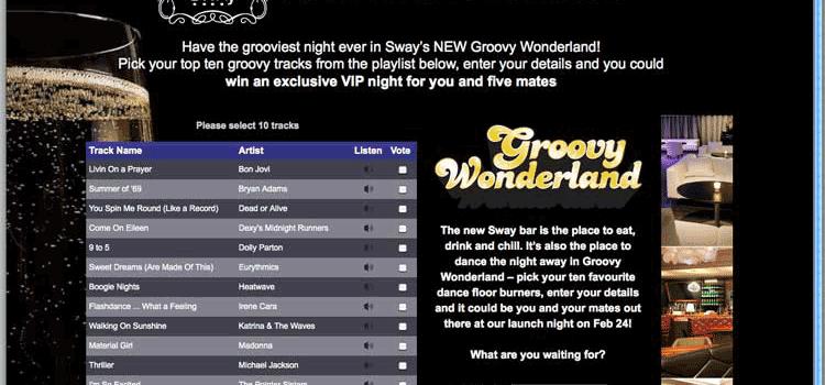 Sway Nightclubs