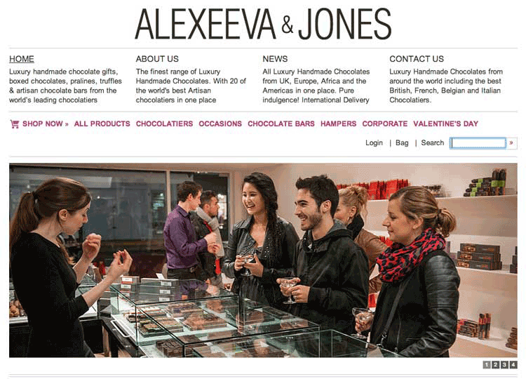 Alexeeva & Jones