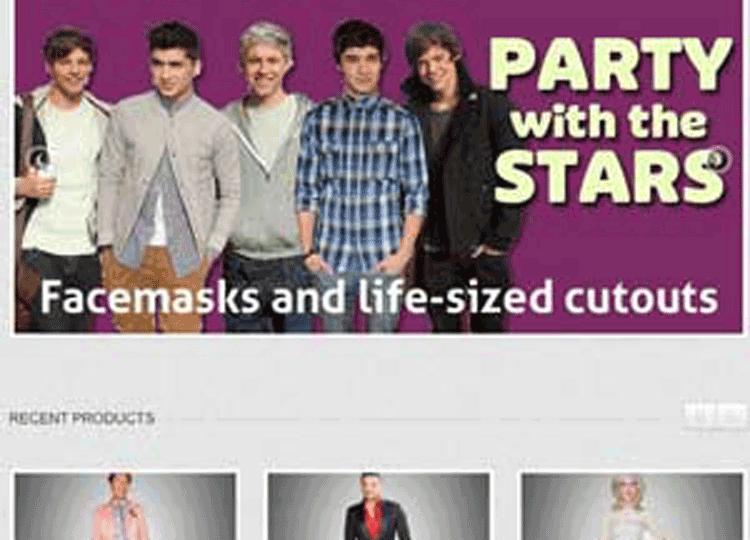 Celebrity Cutouts