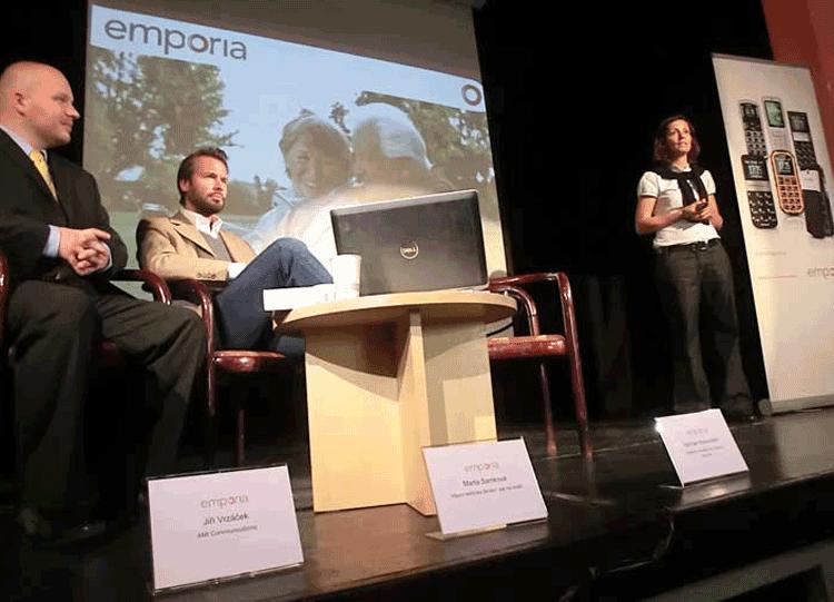 Emporia Telecom (Christmas)