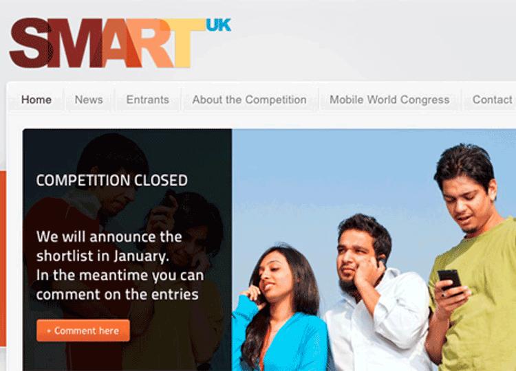 UKTI – SmartUK Project